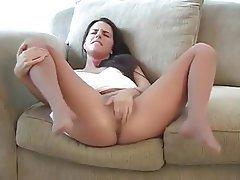 Masturbation, Pantyhose, Orgasm