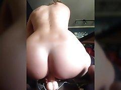 Amateur, Anal, Masturbation, Orgasm