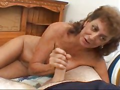 Blowjob, Facial, Mature