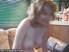 Anal, Blonde, Hairy, Mature, MILF