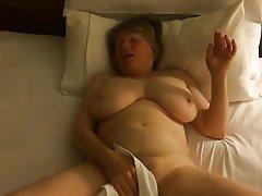 Granny, Masturbation, Mature, Orgasm