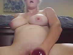 Amateur, Dildo, Masturbation