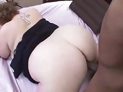 BBW, Cumshot, Interracial, Mature, MILF