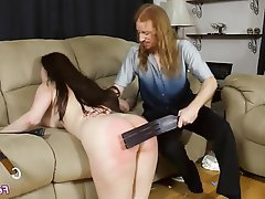 Amateur, Mature, Big Boobs, Spanking