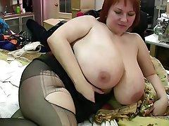Amateur, Big Boobs, Mature, Saggy Tits