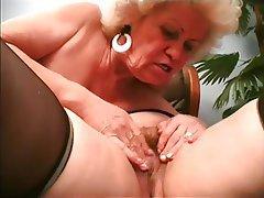 BBW, Granny, Hairy, Lesbian, Mature