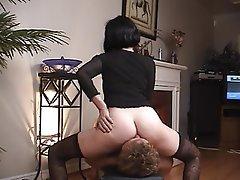 Ass Licking, Mature