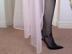 Stockings, High Heels