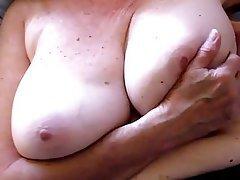 Mature, Big Boobs, Granny, Big Nipples