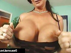 Anal, Brunette, Big Tits, Big Ass, Big Cock