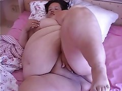 BBW, Big Boobs, Cumshot, Mature