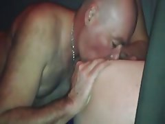 Amateur, Blowjob, Brunette, Mature