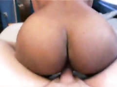 Ebony, POV, Teen, Amateur