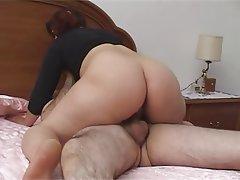 Big Butts, Casting, Spanish, Mature