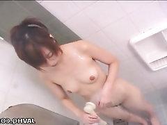 Hairy, Teen, Masturbation, Asian