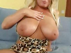Big Boobs, Blonde, Mature, MILF