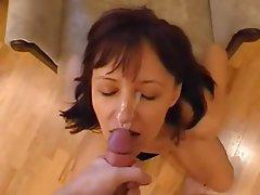 Blowjob, Casting, Czech, Masturbation
