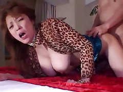 Asian, Big Boobs, Japanese, Mature