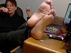 Old Feet Porn
