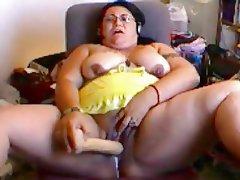 BBW, Close Up, Mature, Webcam