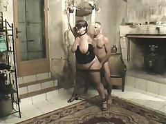 BDSM, Bondage, Facial, Mature