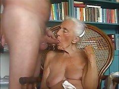Amateur, Granny, Blowjob